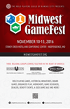 Midwest GameFest Flyer Half Page