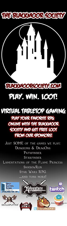 The Blackmoor Society
