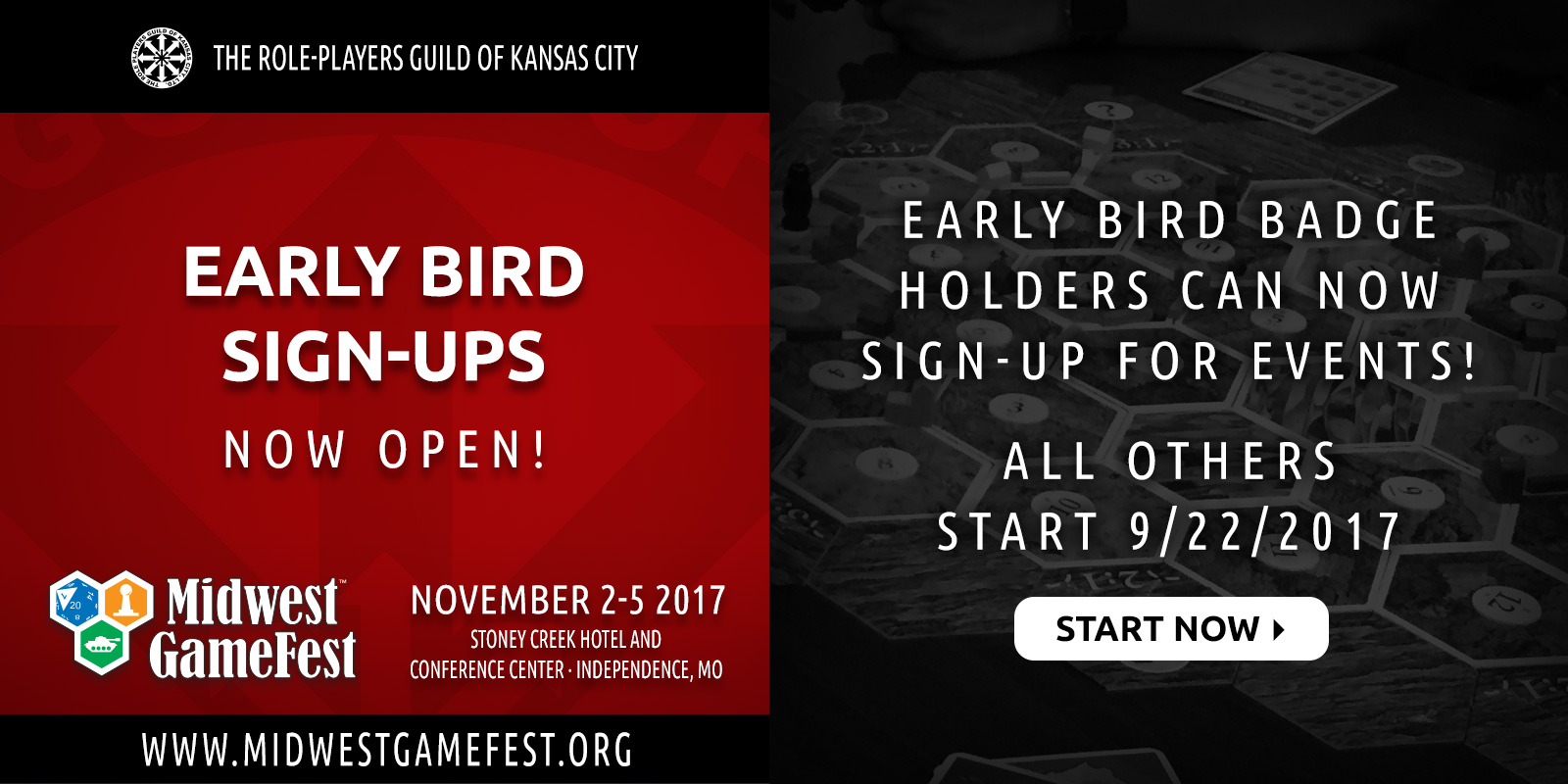 early bird signup open 20170915
