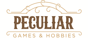 Peculiar Games and Hobbies